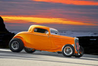 Mango Madness - 1933 Ford Coupe