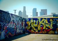 Graffiti of LA