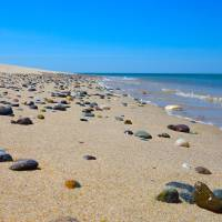 Cape Cod National Seashore Beach Panorama Art Prints & Posters by Christopher Seufert