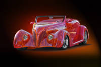 1938 Ford Cabriolet 'Sizzling Hot'