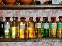 Pharmacy - Old Fashioned Remedies