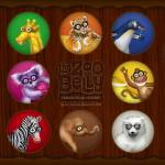 """Zoo Placemat (lamination recommended)"" by ellsworth"