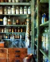 Pharmacy - Back Room of Drug Store