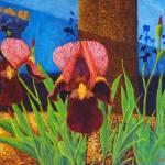 """Iris details"" by Pauljs"