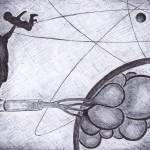 """""""Pen & Ink Fine Art Drawing"""" by theopionionatedartist"""