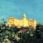 del Vista Arroyo Pasadena California by RD Riccoboni