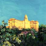 """del Vista Arroyo Pasadena California"" by BeaconArtWorksCorporation"