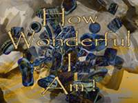 Affirmation: Wonderful 1