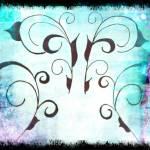 """Blue Mask Design"" by SadieRoze"
