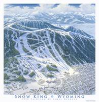Snow King, Jackson Wyoming