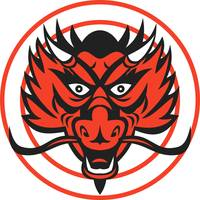 Red Dragon Head Circle
