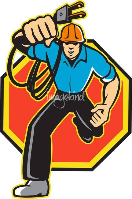 Electrical transformer icon