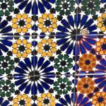 """morocco islamic art tile mosaic 003"" by yvonneayoub"