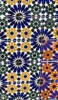 morocco islamic art tile mosaic 003