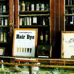 """Barber - Hair Dye"" by susansartgallery"