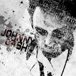 """Johnny Cash Typography"" by Malpihvost"
