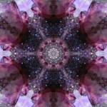 """Crystal Healing 12 Mandala"" by SeaAngel12"