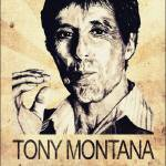 """Tony Montana"" by Malpihvost"