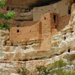 """Adobe Cliff Dwelling"" by Groecar"