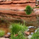"""Still Waters at Slide Rock"" by Groecar"