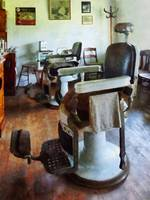 Barber - Two Barber Chairs