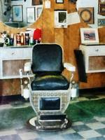 Barber Chair Front View