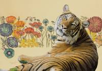 The Tiger and the Maddening Caravan of Flowers