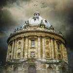 """Radcliffe Camera"" by ajgosling"