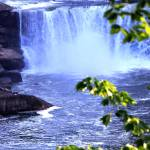 Cumberland Falls by Kris Courtney
