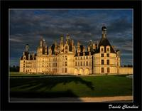 Chateau de Chambord at Sunset