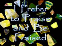 Affirmation: Be Praised 5