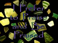 Affirmation: Be Praised 3