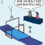 """""""Incredible Lines"""" by gymnasticscartoons"""