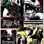 """""""JRuiz Art Poster"""" by jruiz"""