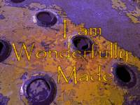 Affirmation: Wonderfully Made