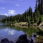 """""""Beautiful Hyalite Reservoir"""" by RyanMBell"""
