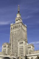 Palace of Culture and Science.