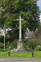 War Memorial, Bembridge (31745-RDA)