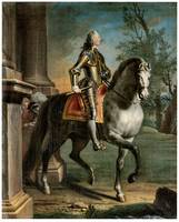 Equestrian Portrait of King George II
