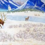 """Elk"" by Pauljs"