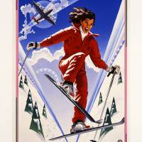 Winter Holiday Art Prints & Posters by Garth Glazier