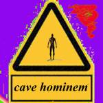 """cave hominem"" by aneotropical"