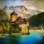 """Chillon Castle"" by andy551"
