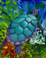 Psychedelic Turtle