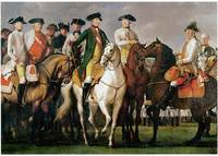 Joseph II and His Entourage near Minkendorf (1770)