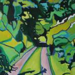 """Bushy Lane"" by emmacownie"