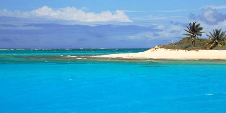 Sandy Point and Turquoise Water, Anguilla