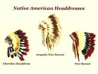 Native American Headdresses Number 2
