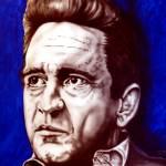 """Johnny Cash"" by tattooart"