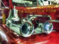 Fire Engine Horns and Bell